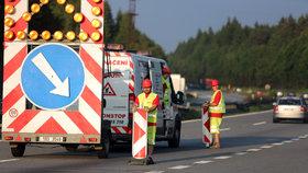 Oprava dálnice D1 se protáhne minimálně do roku 2021