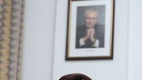 Budoucí ministryně spravedlnosti Marie Benešová je i Zemanovou poradkyní.