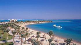 Hurghada patří mezi oblíbené turistické destinace Čechů.