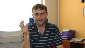 Ředitel Útvaru pro odhalování organizovaného zločinu Robert Šlachta