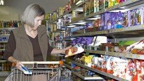 Dennodenní boj Čechů v obchodech. Jak poznat kvalitní potraviny?