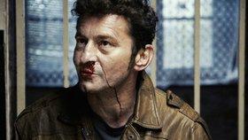 Ondřej Vetchý si během natáčení užil filmové krve měrou vrchovatou