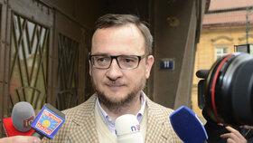 Zarostlý vousem: Expremiér Petr Nečas odmítl vypovídat v kauze Nagyová