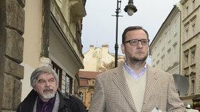 Petr Nečas odmítl k případu vojenského sledování své nyní již bývalé manželky Radky Nečasové vypovídat