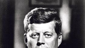 Kennedy byl zavražděn.
