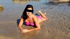 Martina (25) byle velmi krásná, zhrzený přítel se jí rozhodl znetvořit kvůli rozchodu