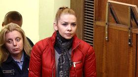 Eva Varholíková-Rezešová (37) dnes nečekaně doplnila svou výpověď