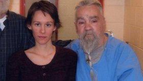 Kamarád Mansona a Afton Elaine.