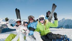 Po lyžování i snowboardu myslete na svoje svaly.
