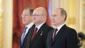 Vladimír Remek skončil ve funkci českého velvyslance v Rusku.