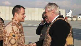 Zeman v Afghánistánu v roce 2014
