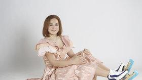 Rychlobruslařka Karolína Erbanová si na princezny nikdy nehrála. Spíš měla a má ráda hokej.