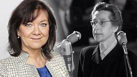 Poslankyně Marta Semelová zpochybnila proces s Miladou Horákovou a odmítá nazývat vpád vojsk v roce 1968 okupací.