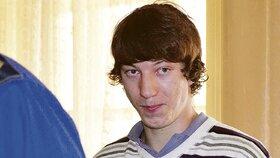 Jeden z odsouzených, Jakub Doležal (20)