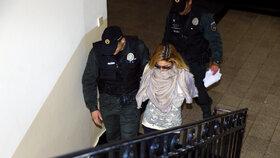 Mária Kukučová se vzdala slovenské policii a skončila ve vazbě.