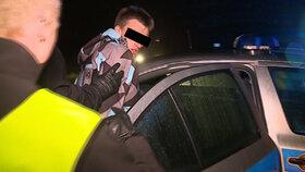 Mladý recidivsta, který srazil policistku, měl na kontě 11 zákazů řízení. A řídil pod vlivem drog!