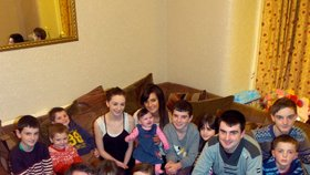 Obrovská rodina bude ještě větší
