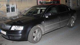 Policisté hledali taxikáře, kteří jezdí stejným vozem jako Milan P.