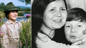 Maminka dětského herce Tomáše Holého (†21): Odešla tiše za synem!