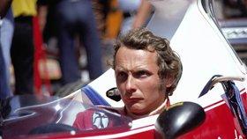 Zemřel šampion formule 1 Niki Lauda (†70): Přežil vlastní smrt, legenda zůstane