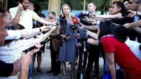 McCannovi promluvili před novináři o své bolesti ze ztráty Maddie a z nepříjemného soudu.