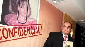 Goncalo Amaral napsal ve své knize, že rodiče zfingovali její únos.