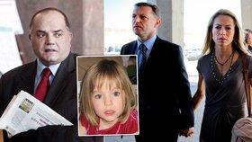 Bývalý portugalský policista tvrdí, že rodiče nechali Maddie tajně spálit.