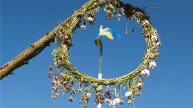 V některých zemí se velké oslavy Slunovratu udržely dodnes.