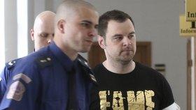 Petr K. je od 20. února ve vazbě.