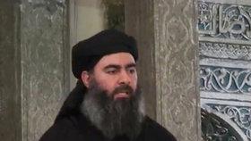 Vůdce ISIS je údajně po smrti.