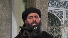 Nahrávka byla adresována Abú Bakru Bagdádímu.