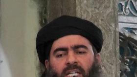 Abú Bakr al-Bagdádí byl prý prohlášen za mrtvého.