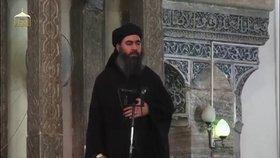 Abú Bakr al-Bagdádí byl údajně prohlášen za mrtvého.