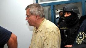 Barták ve vězení plánoval vraždy