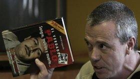 John Jairo Velásquez zabíjel ve službách kokainového krále Pabla Escobara.