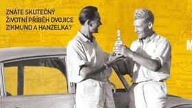 Plakát k filmu Století Miroslava Zikmunda