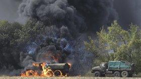 Od pátečního rána má na Ukrajině platit klid zbraní