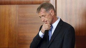 Roman Janoušek si u soudu vyslechl trest ve výši 4,5 roku.