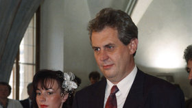 V roce 1993 -  Ženich
