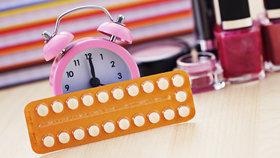 Antikoncepce, kterou je třeba brát jen jednou za měsíc? Dělají na ní Američané (ilustrační foto)