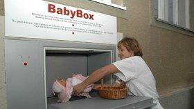 Takto funguje brněnský babybox