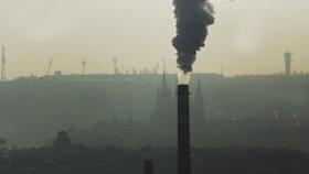 Ministerstvo životního prostředí čelí žalobě za znečištění ovzduší v Praze.