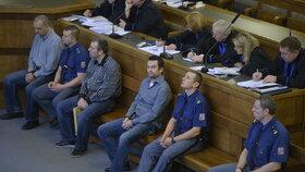 Michael Šváb u soudu vypadal smířený se svým osudem.