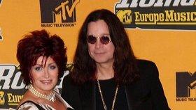 Ozzy Osbourne a Sharon Osbourne jsou spolu šťastni už 32 let