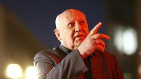 Exprezident SSSR Michail Gorbačov varoval před zostřením vztahů mezi Ruskem a USA