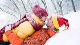 I v zimě hřeje láska