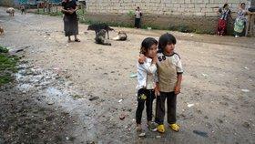Bez řádného vzdělání se Romové špatně integrují do společnosti (ilustrační foto)