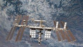 Česká republika se s astronautem na palubě ISS spojila poprvé.