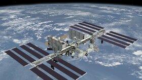 Posádky ISS volají do Evropy pravidelně.