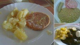 Hnusná jídla, kam se podíváš